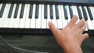 solo da musica empinadinha (teclado)