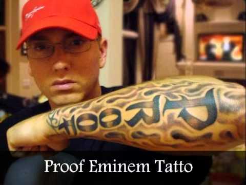 Eminem Best Eminem Tattoo Designs