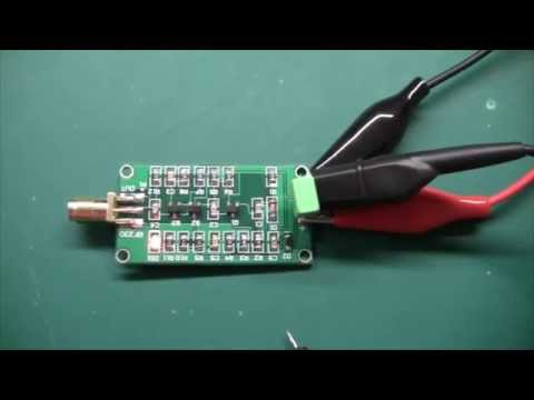 Review of craptacular Chinese 1 to 500MHz RF noise source