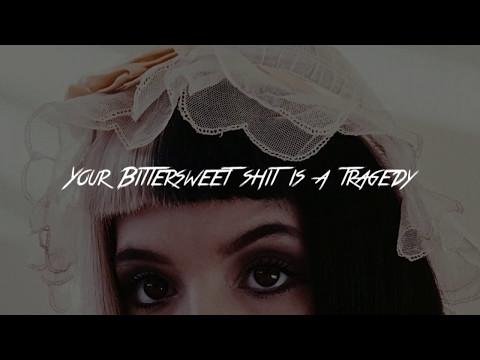 Melanie Martinez - Bittersweet Tragedy (Karaoke/Instrumental + Lyrics)