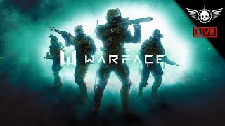 [LIVE] Funny CO-OP WARFACE on Xbox One X | Game Knight