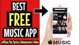 NEW BEST FREE MUSIC APP FOR IOS/IPHONE!   OFFLINE   LEGIT FROM APPSTORE   WORLDWIDE FM RADIO