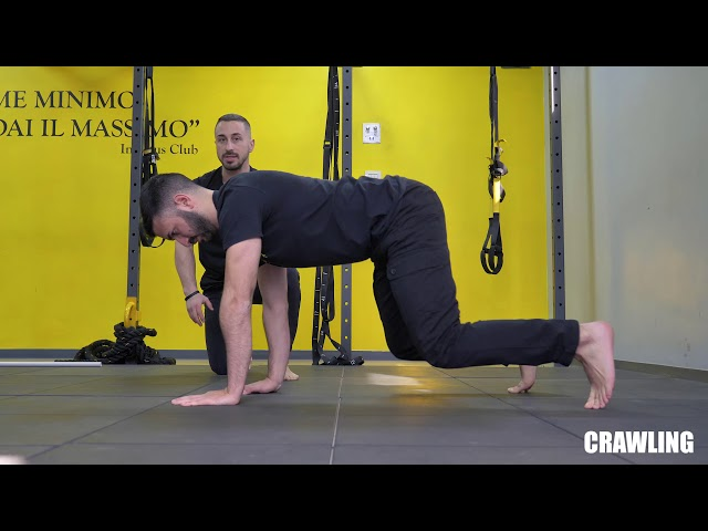 Crawling. Esecuzione e tecnica