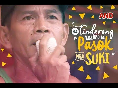 """Ang tinderong nagpauso ng """"Pasok mga Suki"""""""