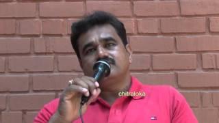 Why Dubbing Chamber was Started In Karnataka - Krishnegowda