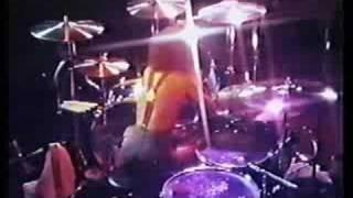 Tommy Aldridge Drum Solo 1973 - Black Oak Arkansas: