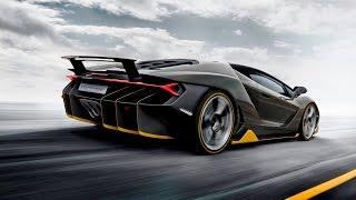 Lamborghini Centenario - Luxurious Interior Video
