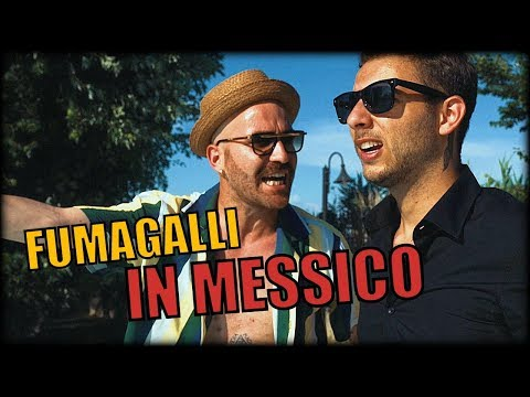 FUMAGALLI IN MESSICO