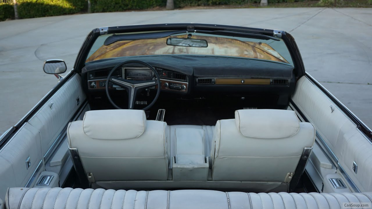 72 Buick Centurion Review Convertible 455 Big Block ...