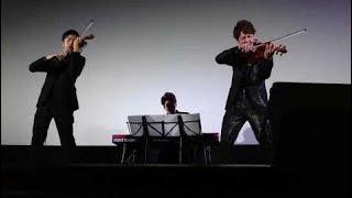 【生演奏】TSUKEMEN ツケメン「Volcano(ボルケーノ)」映画『ゼニガタ...