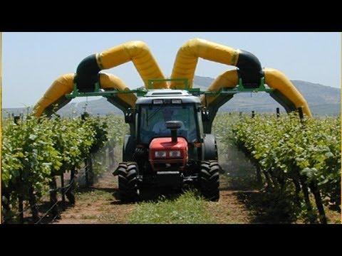 Top 5 cỗ máy thu hoạch nông sản số 1 trên thế giới[2017]