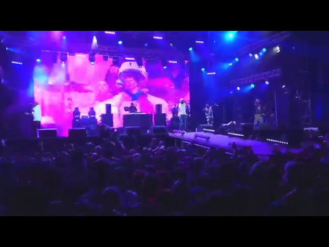 50 Cent - No Romeo No Juliet ( Live )