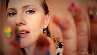 ... Face Tapping ... and Happiness 💆â€�♀ï¸� ASMR 💆â€...