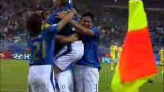 Toni (1) - Italia vs Ucrania