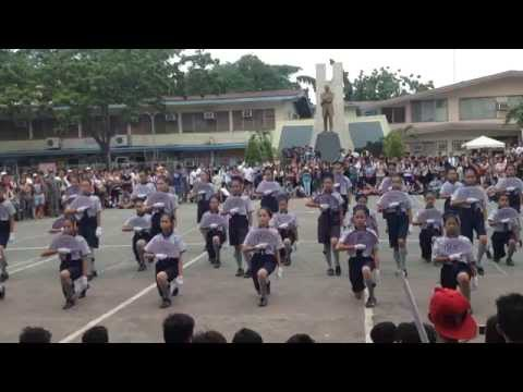 Champion Mabini NHS Rover Scout Silent Drill 2015 Davao Council