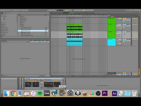 Reverb Reverse FX Tutorial with Misc.Inc