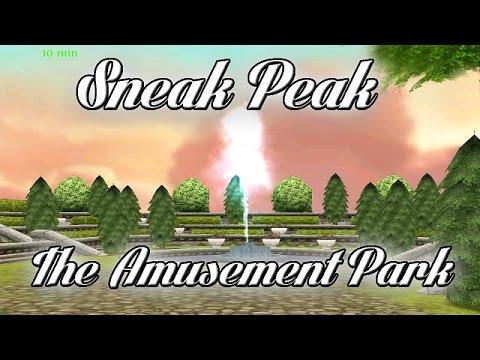 Sneak Peak | Under Construction Amusement Park