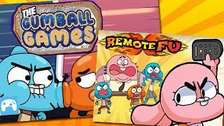 The Amazing World of Gumball - Remote Fu and The Gumball Games
