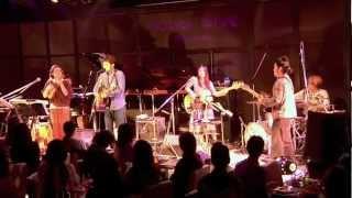佐藤嘉風 MotionBlueYokohama LIVE 2012.3.11 http://satoyoshinori.jp/