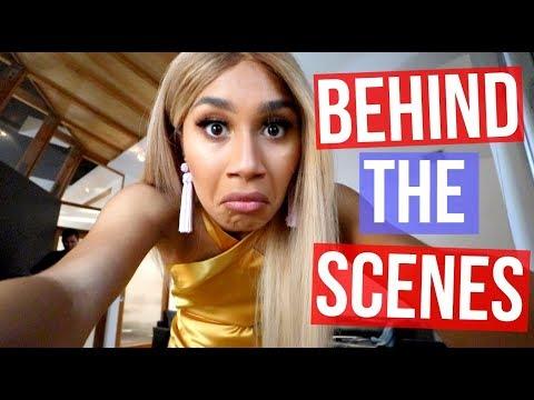 Behind The Scenes of My Clothing Line! | VLOGTOWSKI