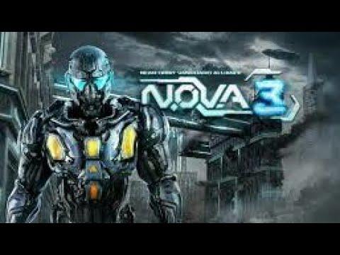 Nova 3 mod apk data download free/ Android gameplay