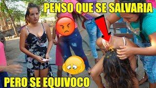 DINORA - Penso que se les Habia Olvidado La Penitencia / HUEVO le Toco Final de Serie EL SALVADOR ES