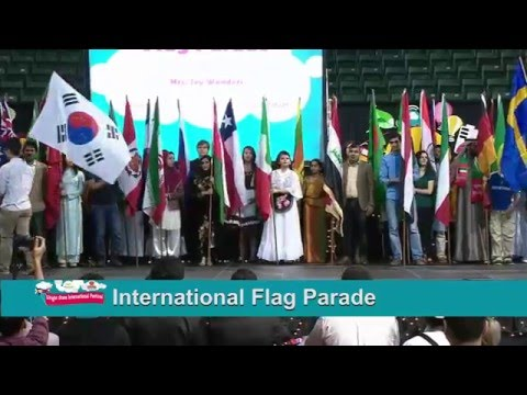 Wright State International Festival 2016 (Part 1)