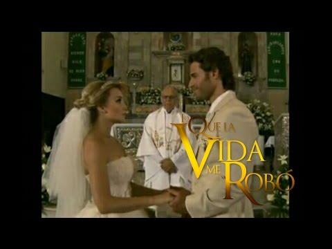 O que a vida me roubou o casamento de Alejandro e Montserrat