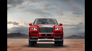 Rolls-Royce Cullinan - Launch Film