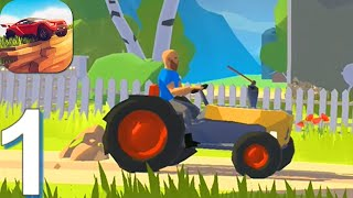 Hillside Drive – Hill Climb - Gameplay Walkthrough Part 1 (Android,iOS)