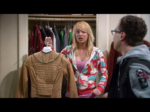 The Big Bang Theory - Sweetie, put the pants on!