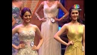 Miss Universe Thailand 2012 - Semifinal and Crowning Moment