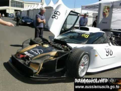 porsche 911 gt1 1998 street version youtube. Black Bedroom Furniture Sets. Home Design Ideas