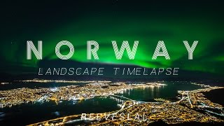 NORWAY - Live for Adventure 4K Timelapse
