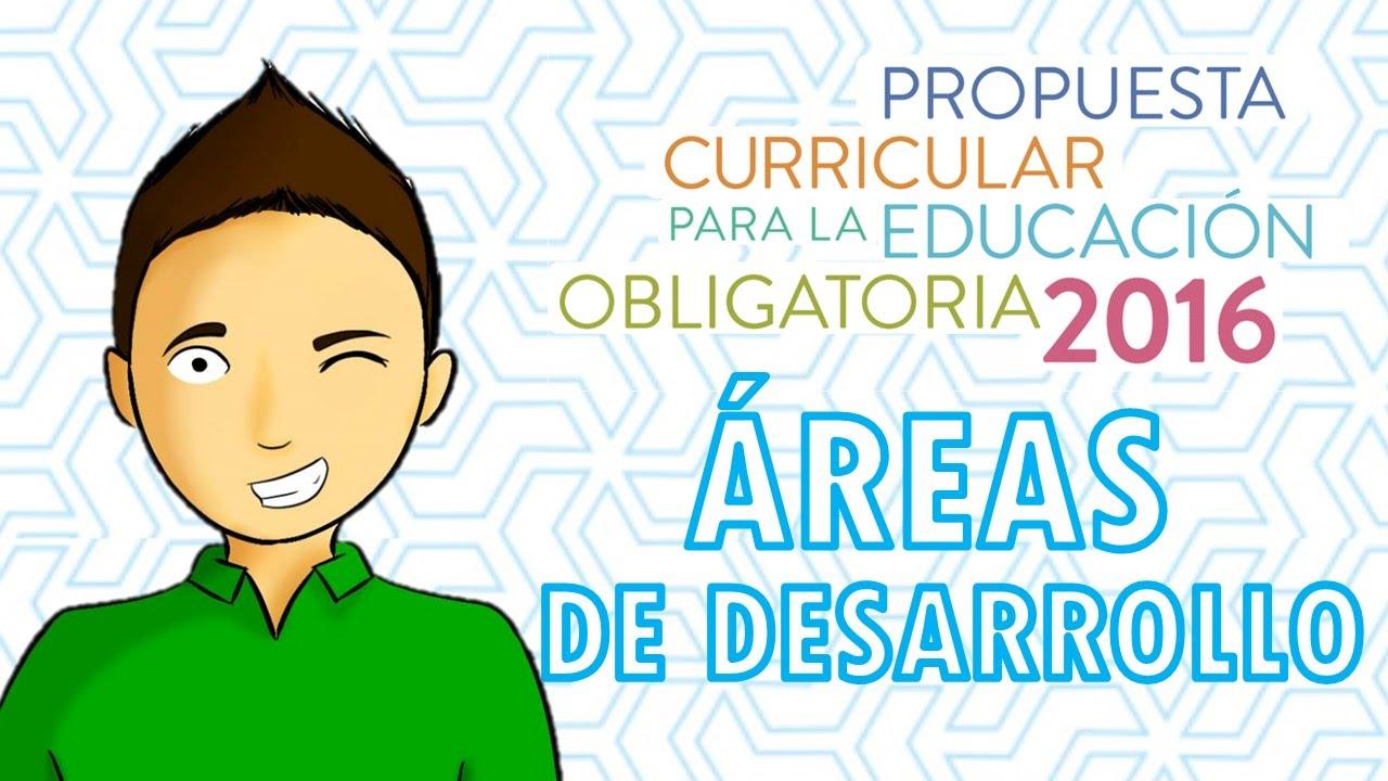 Desarrollo Personal: AREAS DE DESARROLLO PERSONAL Y SOCIAL SEP 2016