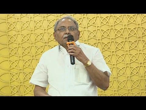 Undavalli with YSR Book Launch Live | KVP Ramachandra Rao Speech