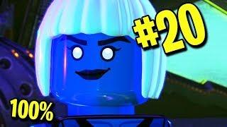 LEGO NA 100% APOKALIPS CZĘŚĆ 2 LEGO DC Super-Villains - LEGO DC SUPER ZŁOCZYŃCY | BROT