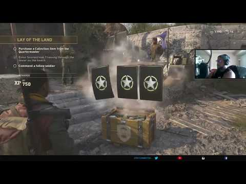 Opening x27 CoD WW2 SUPPLY DROPS!!! (HEROIC WEAPON HYPE!)