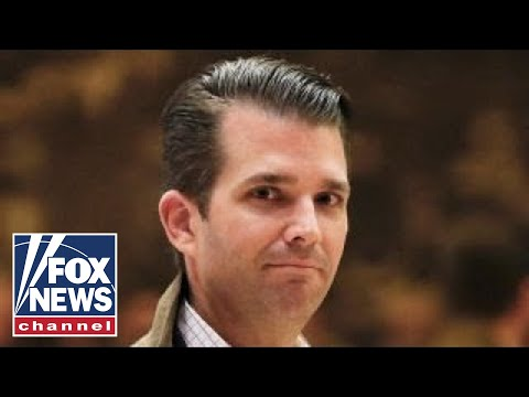 Don Jr. 'never discussed' Trump Tower meeting with Trump