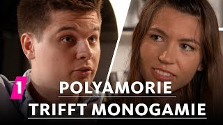 Polyamorie trifft Monogamie | 1LIVE Ausgepackt - Folge 8: Polyamorie