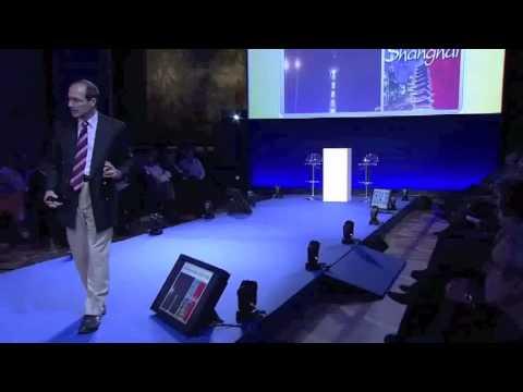 Future of Asia, America, Europe, Africa - Impact of Demographics - Futurist Keynote Speaker