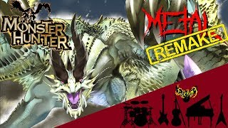 Re: Monster Hunter 4 - Shagaru Magala Theme 【intense Symphonic Metal Cover】