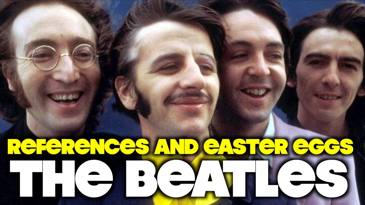 Download The Beatles Easter Eggs and References In Free As A Bird