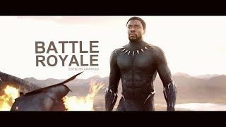connectYoutube - Black Panther (T'Challa) // Battle Royale