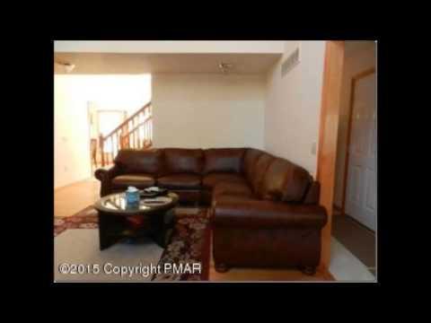 Pocono Real Estate, Home For Sale at Pocono Farms Country Club
