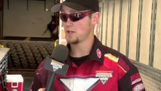 Monster Jam - Path Of Destruction 2013 - Uti Graduate, Iron Man Crew Chief, Tanner Swinhart