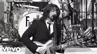 Foo Fighters - These Days (Live on Letterman) thumbnail
