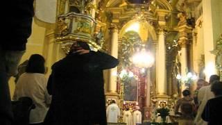Львов служба в церкви(, 2012-08-28T18:54:44.000Z)