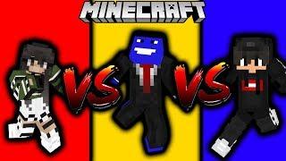 Minecraft: WALKA O TYTUŁ KRÓLA PARKIETU!