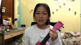 A Little Love - Fiona Fung (Ukulele Cover by Maria)